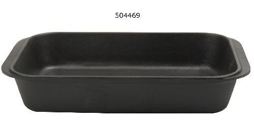 auflaufform 36x20x5 5 gu eisen ofenform br ter eckig. Black Bedroom Furniture Sets. Home Design Ideas